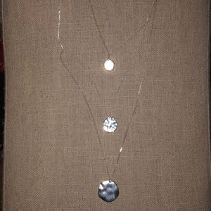 Chloe + Isabel Silver Necklace